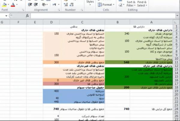 10 6 - آموزش تحلیل بنیادی - قسمت چهارم
