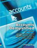 Anthony Rice Accounts Demystified How to Unders - Trading Books