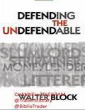 Block defendingtheundefendable - Trading Books