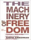 Friedman The Machinery of Freedom - Trading Books