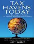 Hoyt Barber Tax Havens Today The Benefits and - Trading Books
