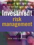 Investment Risk Management - Trading Books
