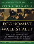 Peter L. Bernstein Economist on Wall Street Not - Trading Books