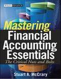 Stuart A. McCrary Mastering Financial Accounting - Trading Books