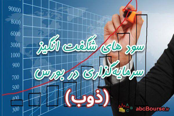 بازدهی 466 درصدی سهام شرکت ذوب آهن اصفهان (ذوب) در 5 ماه!