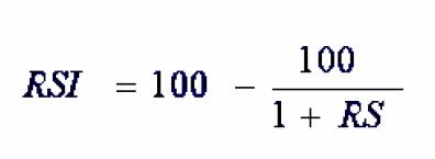 محاسبه شاخص قدرت نسبی