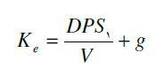 مدل تنزیلی و پارامتر های ریسک و هزینه سرمایه