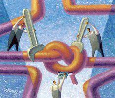 کنترل گره معاملاتی